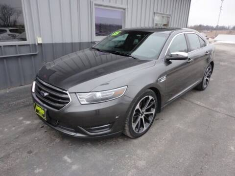 2015 Ford Taurus for sale at Moss Service Center-MSC Auto Outlet in West Union IA