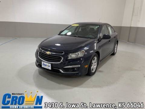 2016 Chevrolet Cruze Limited for sale at Crown Automotive of Lawrence Kansas in Lawrence KS