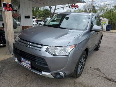 2015 Mitsubishi Outlander for sale at New Wheels in Glendale Heights IL