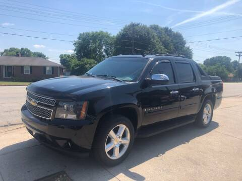 2008 Chevrolet Avalanche for sale at E Motors LLC in Anderson SC