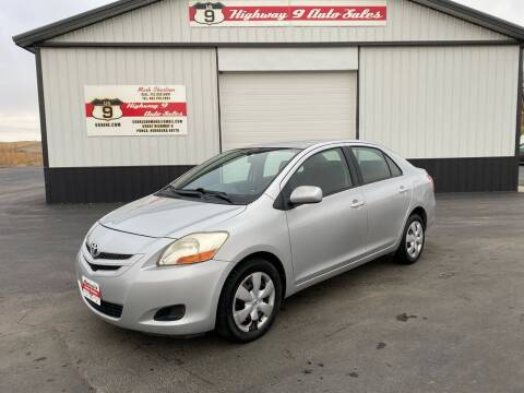 2007 Toyota Yaris for sale at Highway 9 Auto Sales - Visit us at usnine.com in Ponca NE