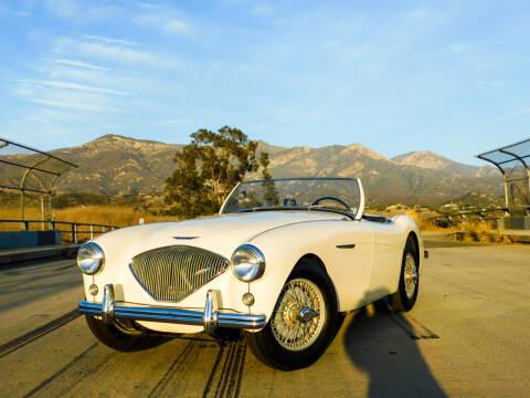 1954 Austin-Healey 100 for sale at Milpas Motors in Santa Barbara CA