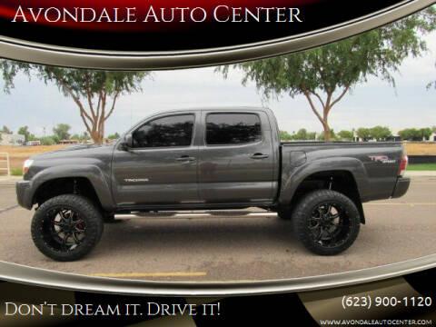 2009 Toyota Tacoma for sale at Avondale Auto Center in Avondale AZ