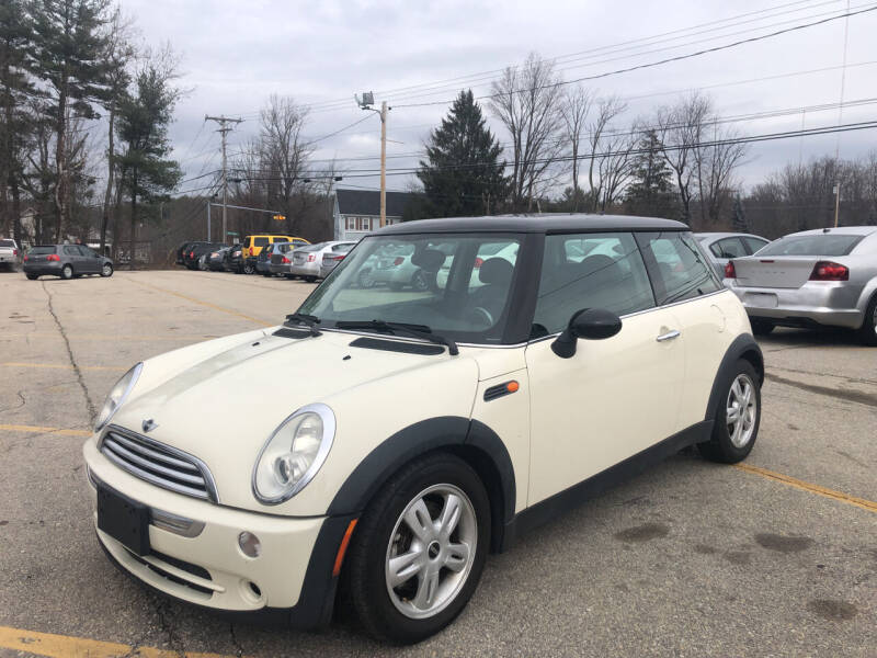 2006 MINI Cooper for sale at J's Auto Exchange in Derry NH