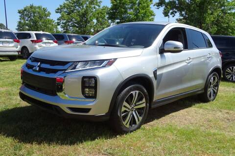 2020 Mitsubishi Outlander Sport for sale at Griffin Mitsubishi in Monroe NC