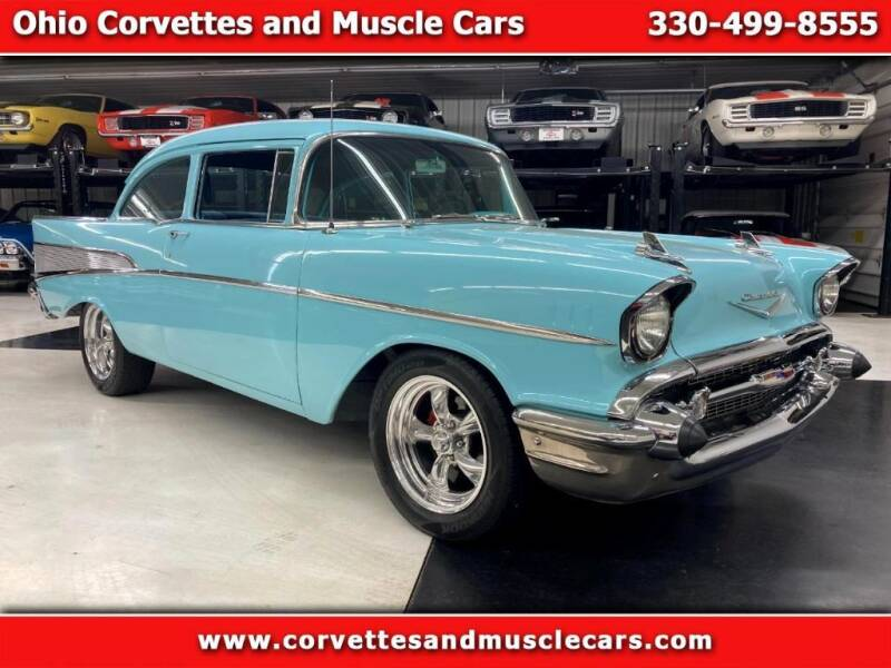 1957 Chevrolet 210 for sale in North Canton, OH