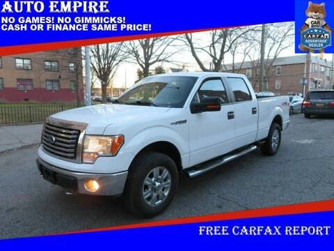 2011 Ford F-150 for sale at Auto Empire in Brooklyn NY