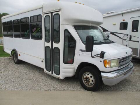 2002 Ford E-Series Chassis for sale at Schrader - Used Cars in Mount Pleasant IA