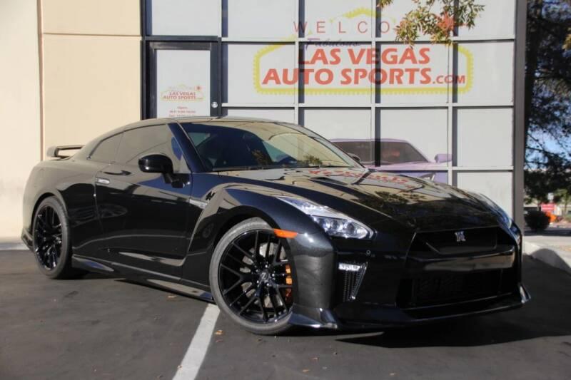 2017 Nissan GT-R for sale at Las Vegas Auto Sports in Las Vegas NV
