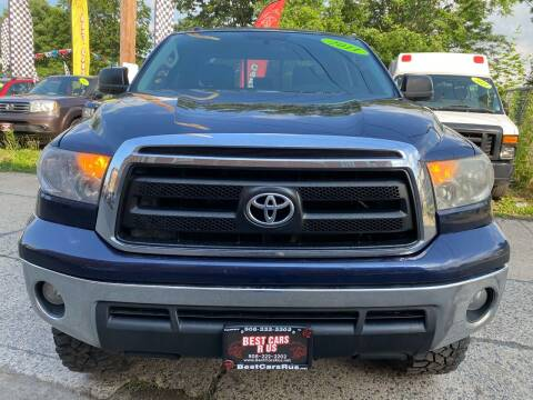 2011 Toyota Tundra for sale at Best Cars R Us in Plainfield NJ