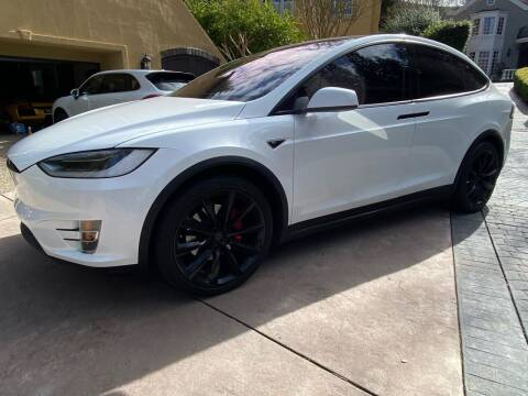 2016 Tesla Model X for sale at CA Lease Returns in Livermore CA