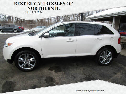 2013 Ford Edge for sale at Best Buy Auto Sales of Northern IL in South Beloit IL