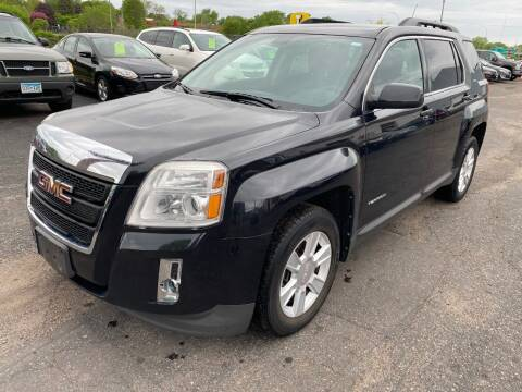 2011 GMC Terrain for sale at Auto Tech Car Sales and Leasing in Saint Paul MN