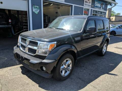 2009 Dodge Nitro for sale at Richland Motors in Cleveland OH