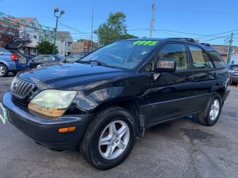 2001 Lexus RX 300 for sale at Barnes Auto Group in Chicago IL