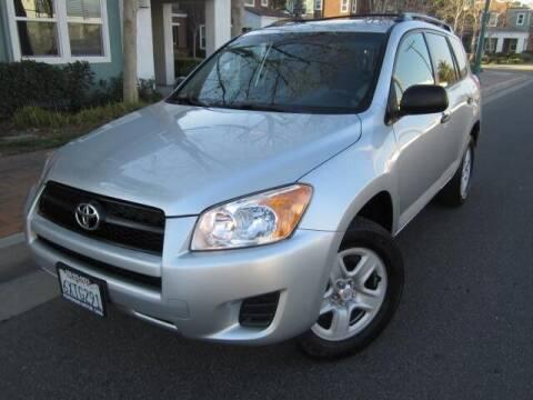 2012 Toyota RAV4 for sale at PREFERRED MOTOR CARS in Covina CA