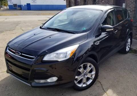 2013 Ford Escape for sale at SUPERIOR MOTORSPORT INC. in New Castle PA