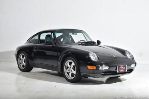 1997 Porsche 911 for sale at Motorcar Classics in Farmingdale NY