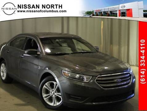 2018 Ford Taurus for sale at Auto Center of Columbus in Columbus OH