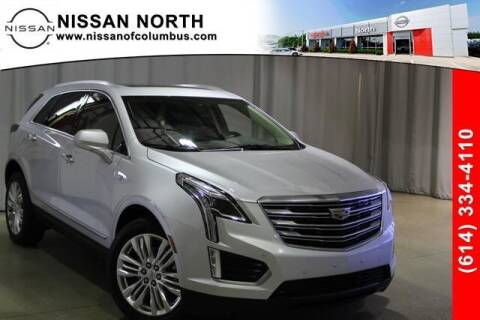 2019 Cadillac XT5 for sale at Auto Center of Columbus in Columbus OH