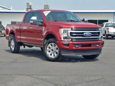 2020 Ford F-350 Super Duty for sale at Rocky Mountain Commercial Trucks in Casper WY