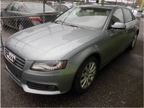 2011 Audi A4 for sale at Klean Carz in Seattle WA