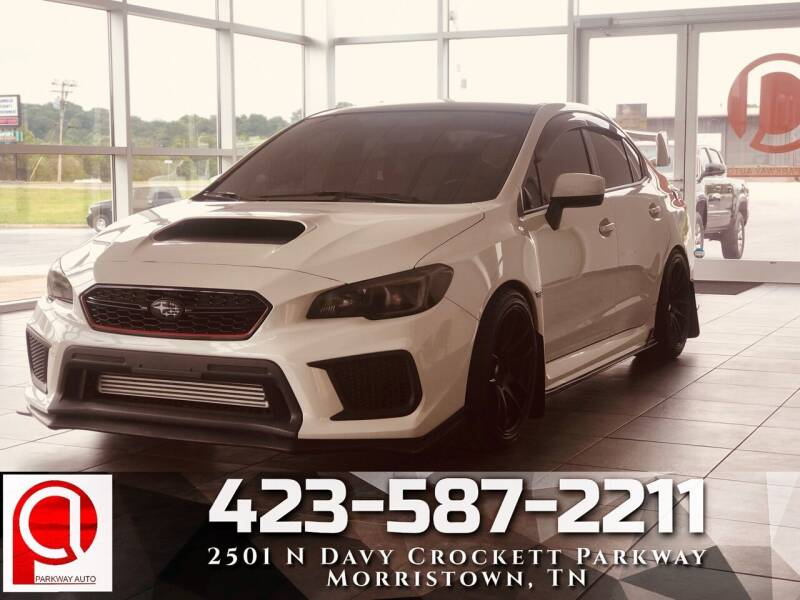 2019 Subaru WRX for sale at Parkway Auto Sales, Inc. in Morristown TN