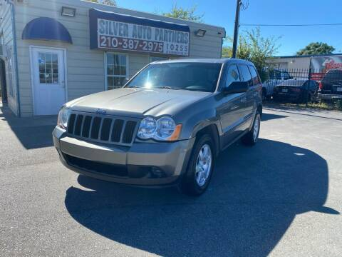 2008 Jeep Grand Cherokee for sale at Silver Auto Partners in San Antonio TX