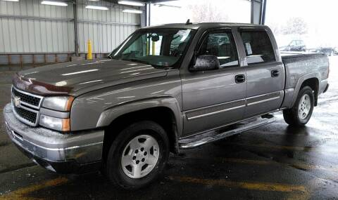 2007 Chevrolet Silverado 1500 Classic for sale at Angelo's Auto Sales in Lowellville OH