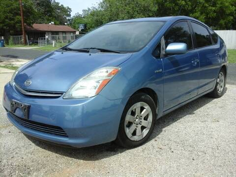 2006 Toyota Prius for sale at John 3:16 Motors in San Antonio TX