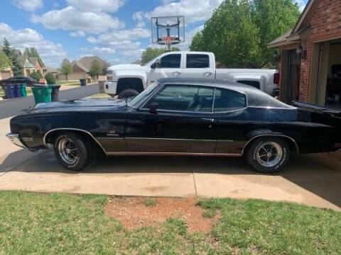 1972 Buick Gran Sport for sale at Classic Car Deals in Cadillac MI