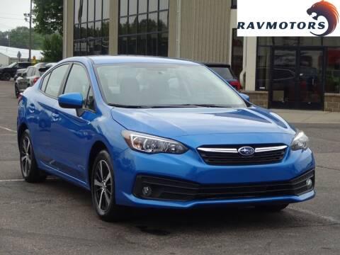 2020 Subaru Impreza for sale at RAVMOTORS 2 in Crystal MN
