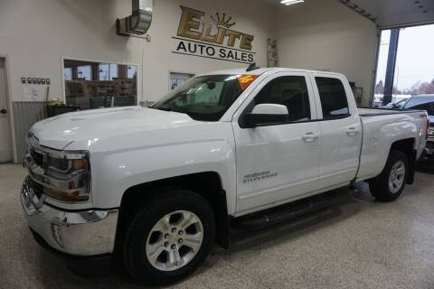 2016 Chevrolet Silverado 1500 for sale at Elite Auto Sales in Idaho Falls ID