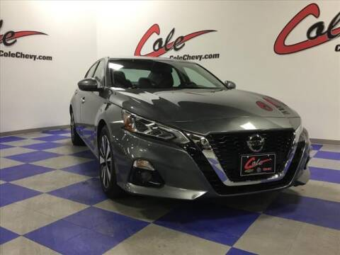 2019 Nissan Altima for sale at Cole Chevy Pre-Owned in Bluefield WV