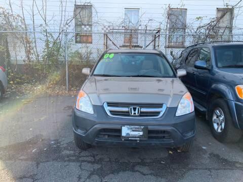 2004 Honda CR-V for sale at 77 Auto Mall in Newark NJ