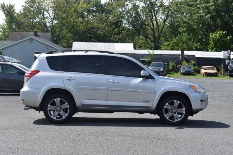 2012 Toyota RAV4 for sale at Broadway Motor Car Inc. in Rensselaer NY