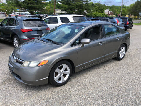 2008 Honda Civic for sale at Matrone and Son Auto in Tallman NY
