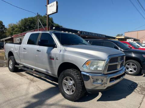 2011 RAM Ram Pickup 2500 for sale at Texas Luxury Auto in Houston TX