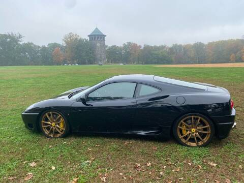 2000 Ferrari 360 Modena for sale at Professional Automobile Exchange in Bensalem PA