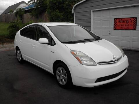 2006 Toyota Prius for sale at Marty's Auto Sales in Lenoir City TN