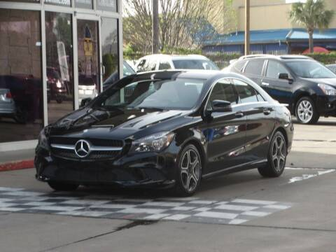 2014 Mercedes-Benz CLA for sale at DriveTown in Houston TX