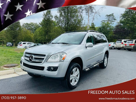 2007 Mercedes-Benz GL-Class for sale at Freedom Auto Sales in Chantilly VA