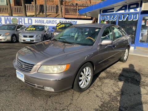 2006 Hyundai Azera for sale at Car World Inc in Arlington VA