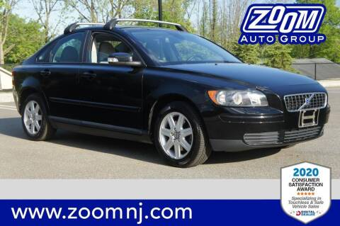 2007 Volvo S40 for sale at Zoom Auto Group in Parsippany NJ