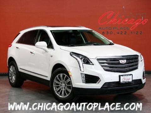 2017 Cadillac XT5 for sale at Chicago Auto Place in Bensenville IL