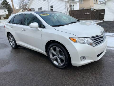 2009 Toyota Venza for sale at Via Roma Auto Sales in Columbus OH
