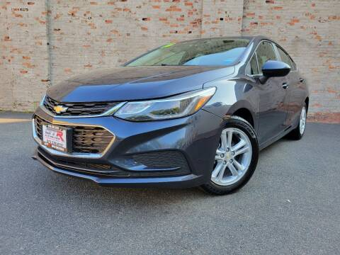 2016 Chevrolet Cruze for sale at GTR Auto Solutions in Newark NJ