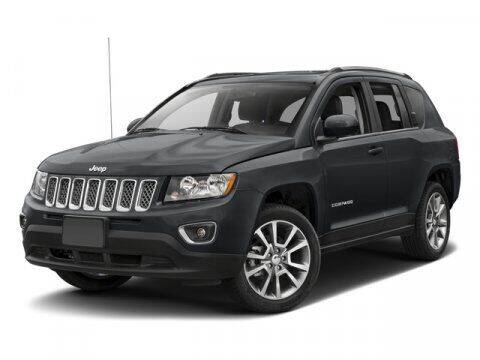 2017 Jeep Compass for sale at SCOTT EVANS CHRYSLER DODGE in Carrollton GA