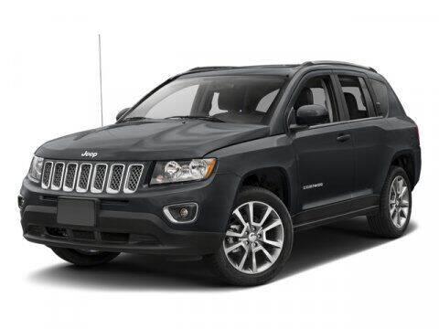 2017 Jeep Compass for sale at City Auto Park in Burlington NJ