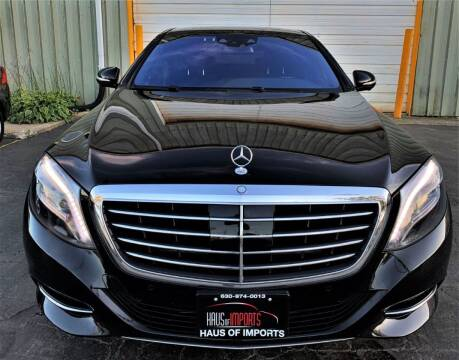 2014 Mercedes-Benz S-Class for sale at Haus of Imports in Lemont IL